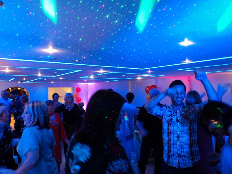 Mobile Disco Hampshire Pink Elephant